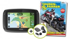 TomTom Rider 450 Premium Pack inklusive TOURENFAHRER Jahresabo