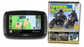 TomTom Rider 550 inklusive TOURENFAHRER Jahresabo
