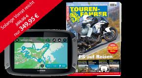 TomTom Rider 410 inklusive TOURENFAHRER Jahresabo