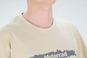 MotorradAbenteuer T-Shirt rundhals XL