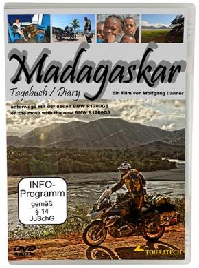 "DVD ""Madagaskar Tagebuch"""