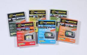 easyROUTES - 6er Paket