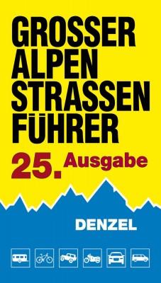 Großer Alpenstraßenführer, 25. Ausgabe