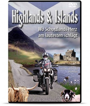 Motorradreisefilm »Highlands & Islands«